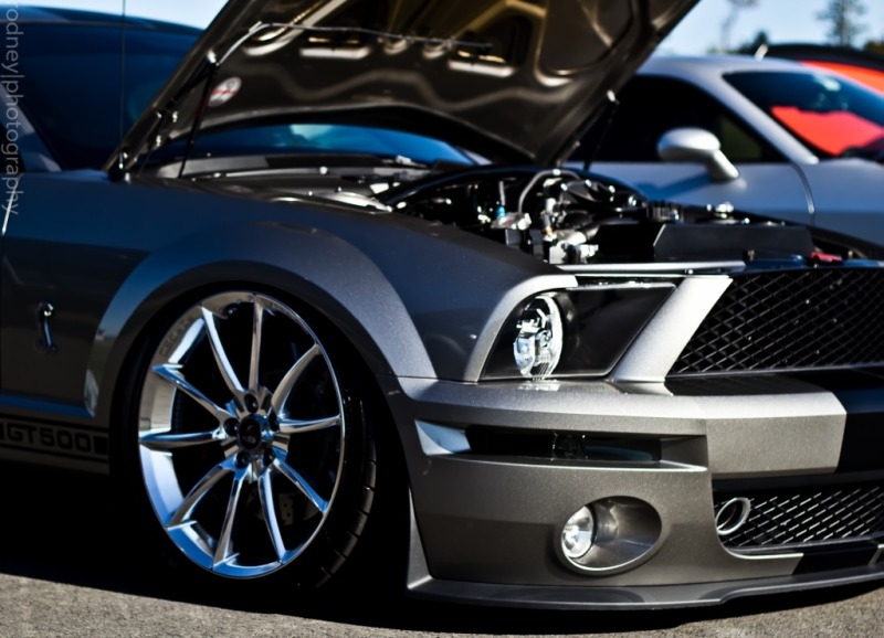 Air Lift Performance Shelby GT 500