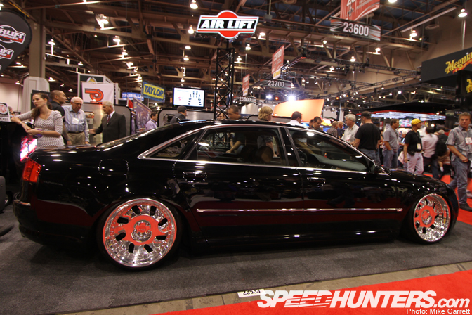 Air Lift Performance SEMA 2011