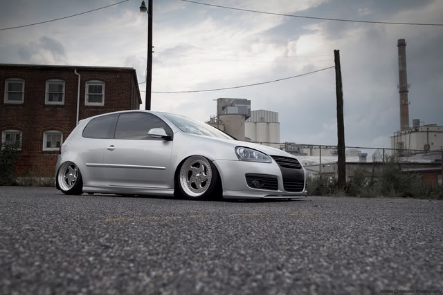 Air Lift Performance VW GTI