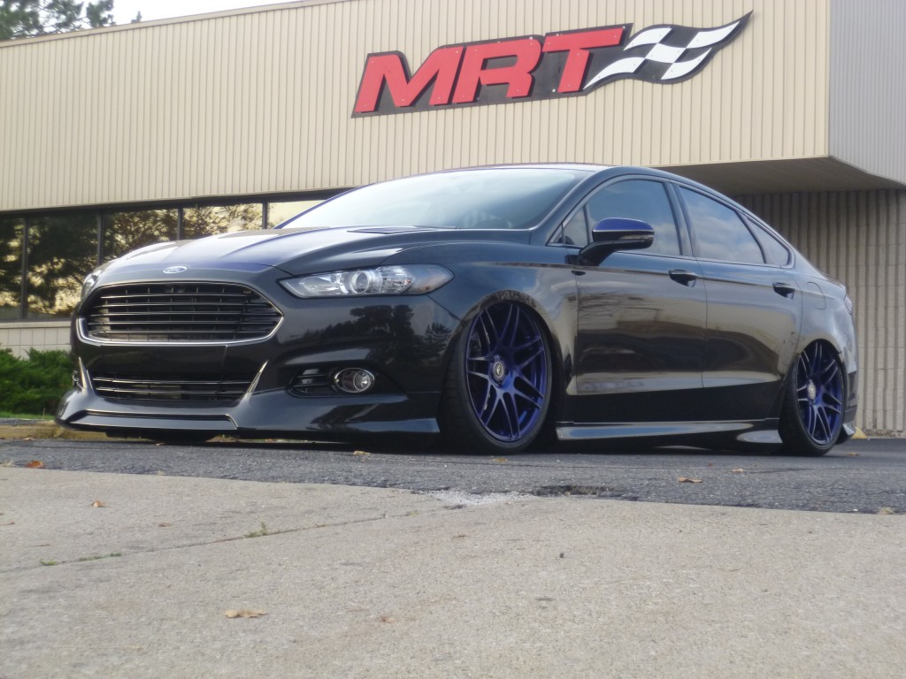 Air Lift Performance SEMA - Ford Fusion
