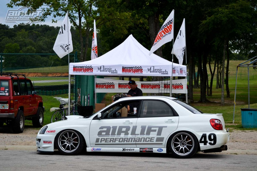 Air Lift Performance Grassroots UTCC