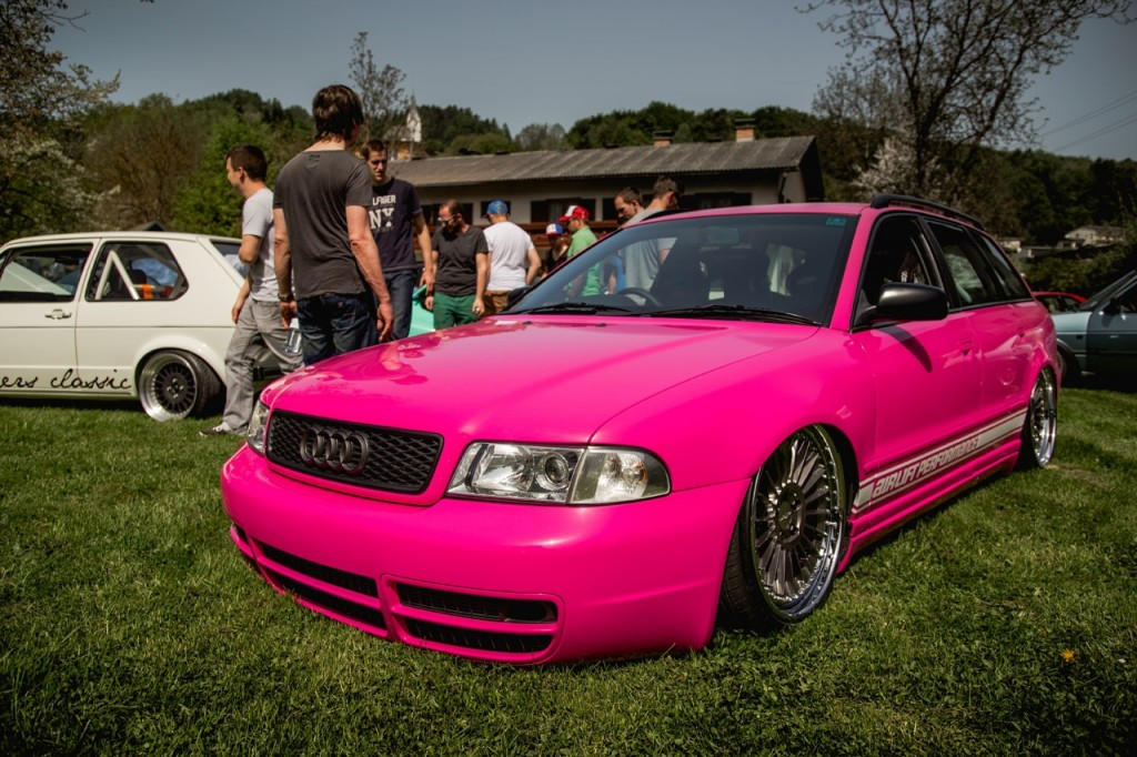 Air Lift Performance with Players Audi S4 hits Performance VW cover!