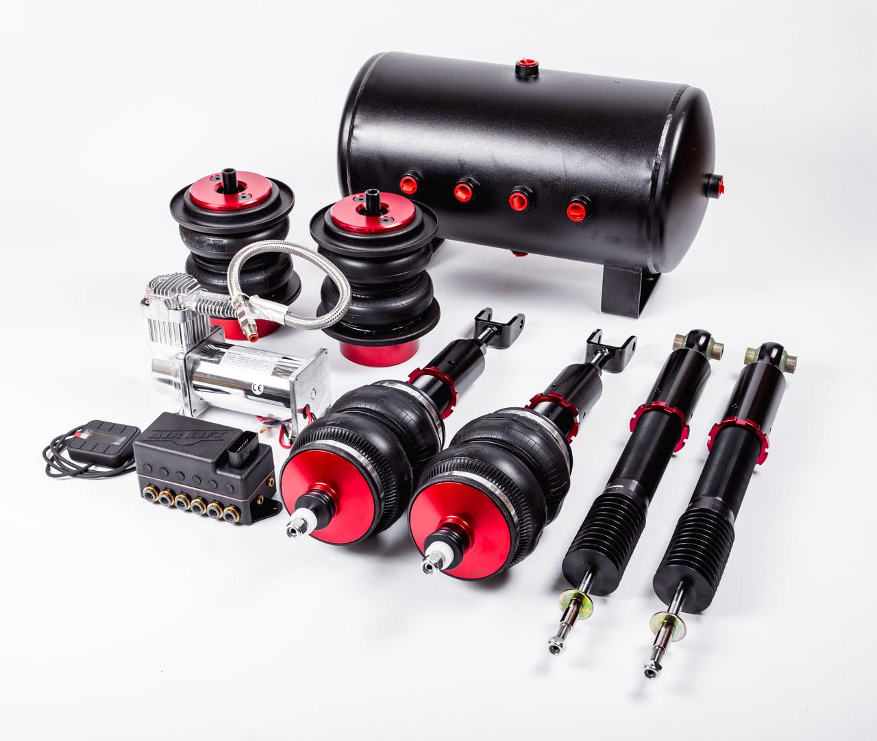 Air Lift Performance Audi A4 (B6/B7 Platform) air suspension kit
