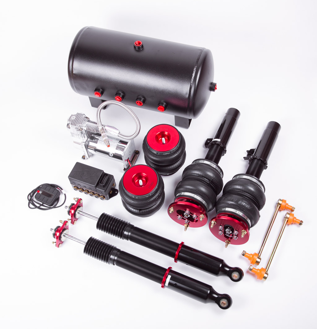 Air Lift Threaded Body Performance Kit for BMW E46 3-Series & M3