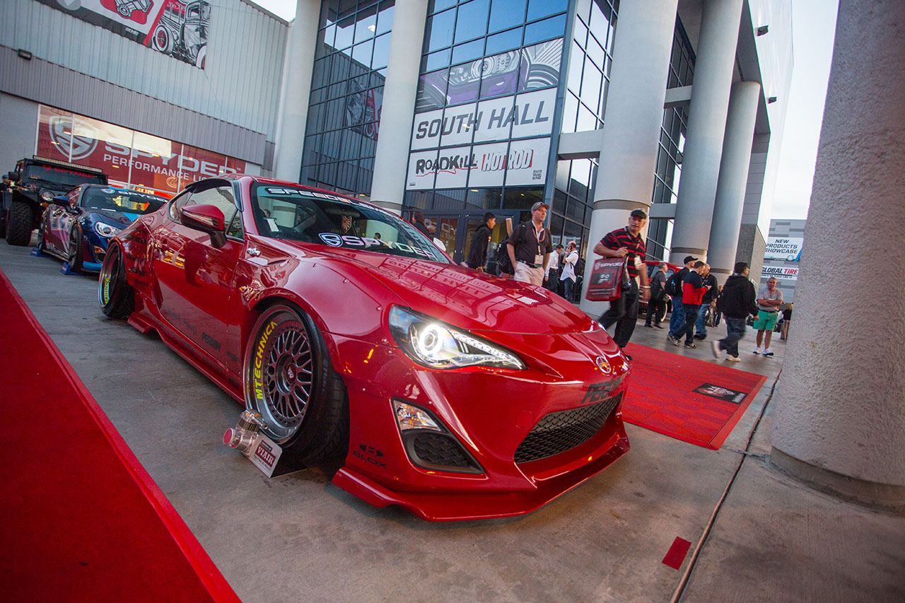 Air Lift Performance Speed Element Scion FR-S