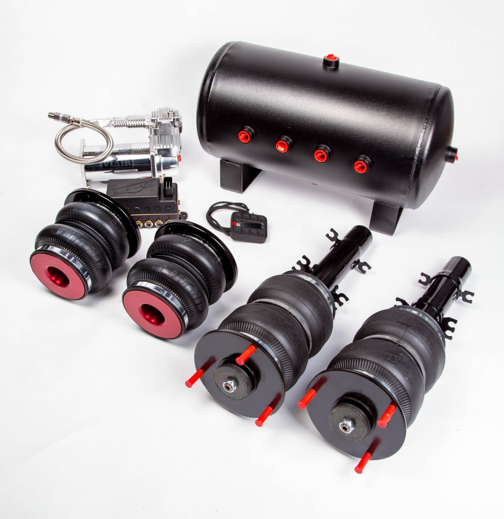 Air Lift Performance Mk1 Audi TT (AWD) Slam Series air suspension kit