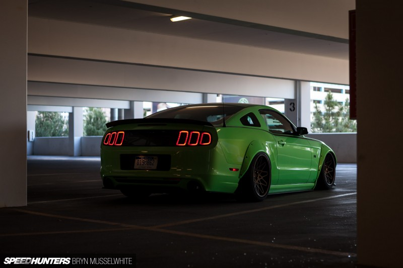 Speedhunters Double Down Mustang RTR Air Lift Performance