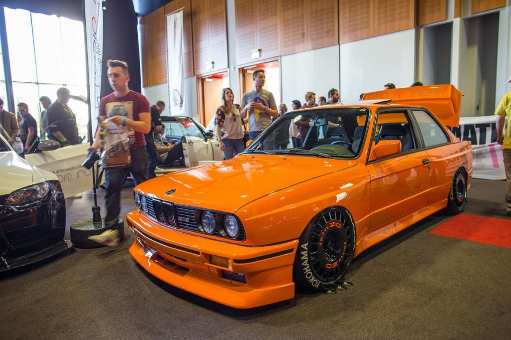 Nick Sahota's BMW E30 M3 on Air Lift Performance