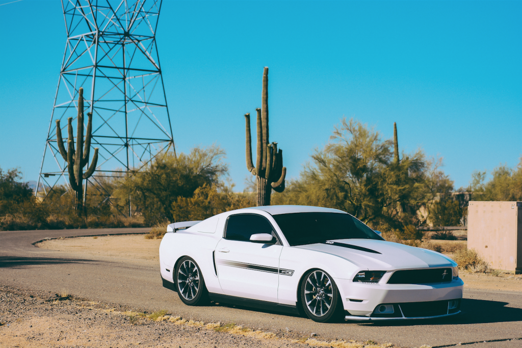 Photo by Jonathan Daniels - 2012 Ford Mustang
