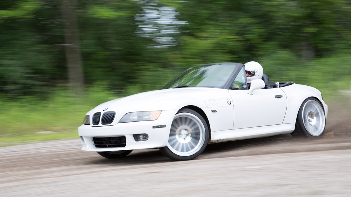 Air Lift Performance BMW Z3 3-series