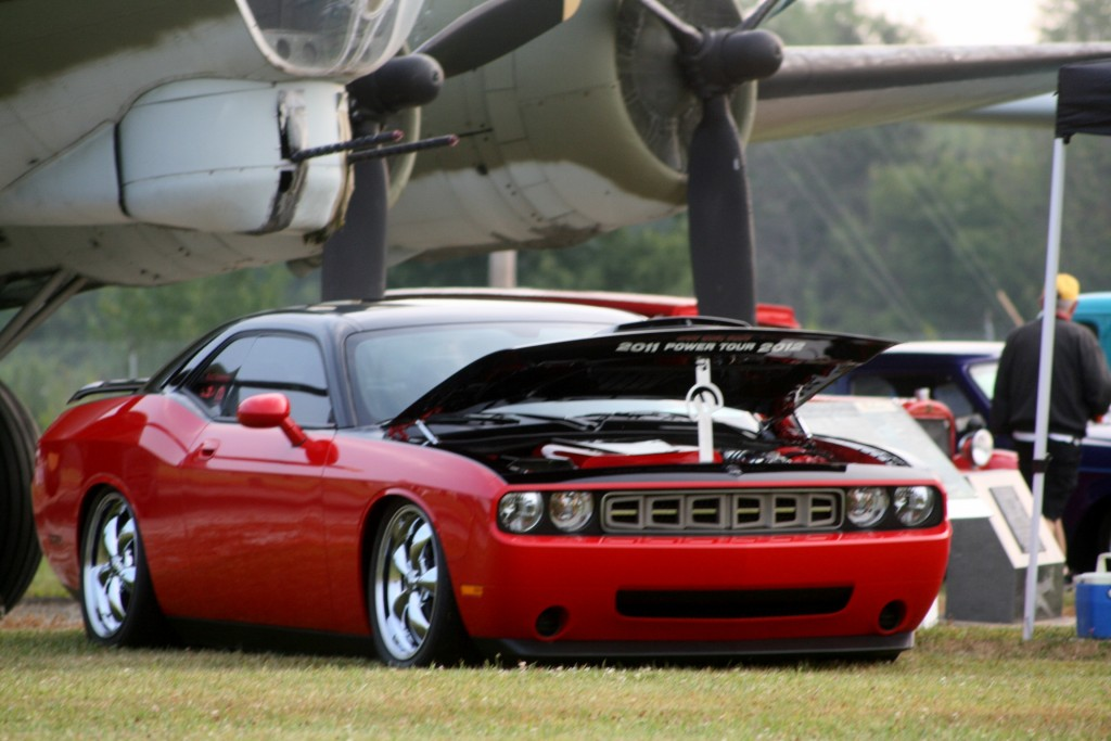 Photo by Chris Jackson - 2010 Dodge Challenger