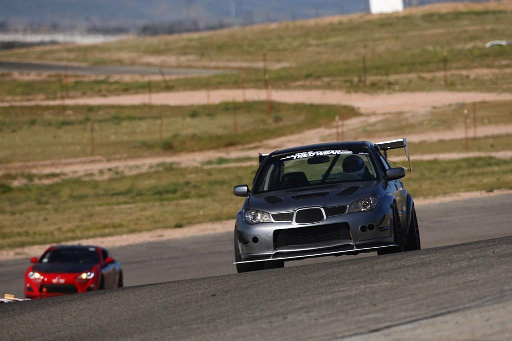 Subaru-STI-on-the-track-cody-miles-redline-time-attack