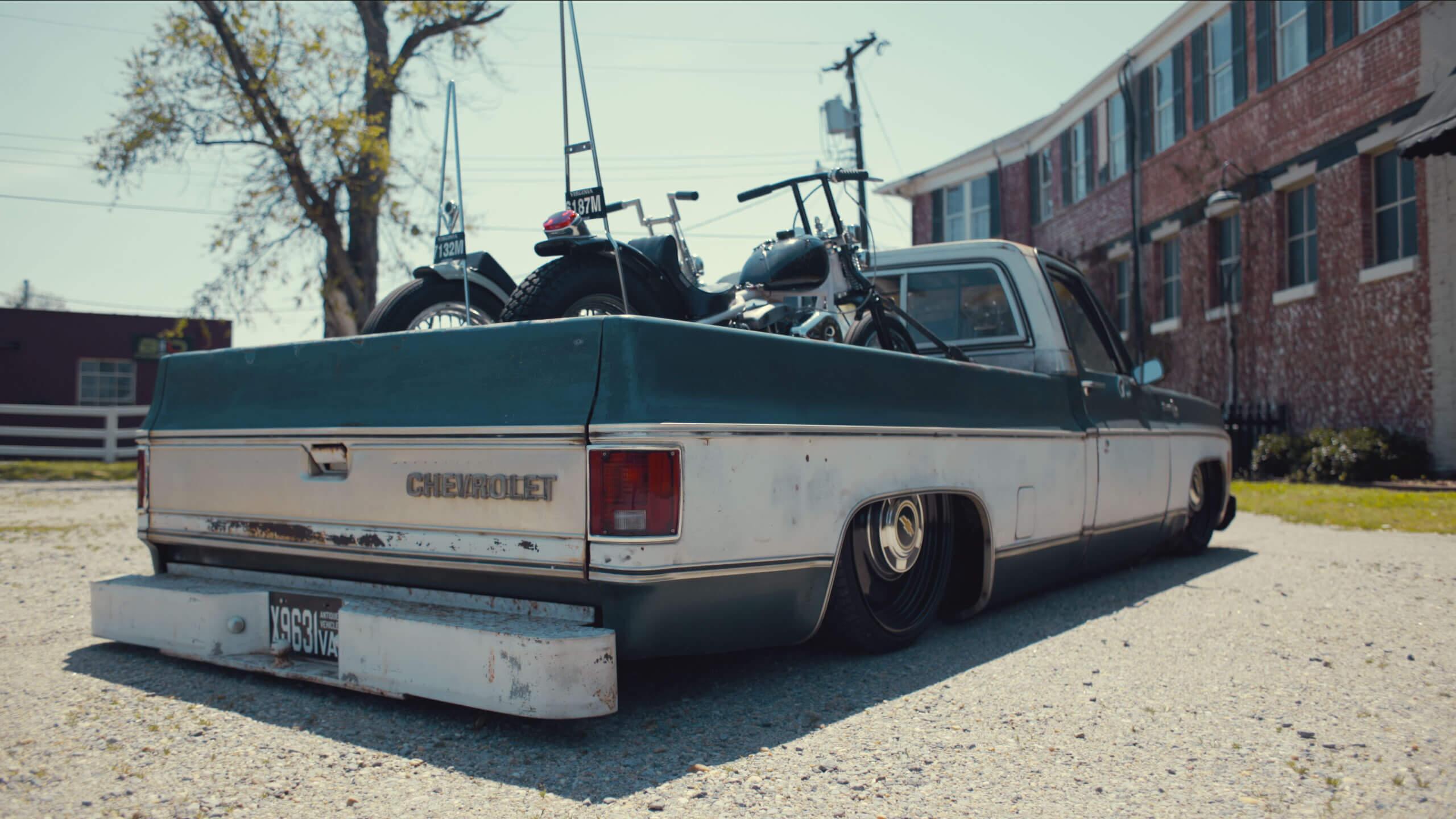 Matt Waln 79 Chevy