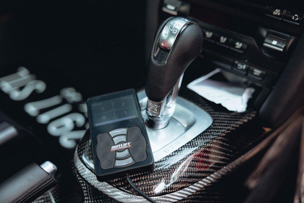 Karma Porsche 987 - Air Lift 3H controller pic