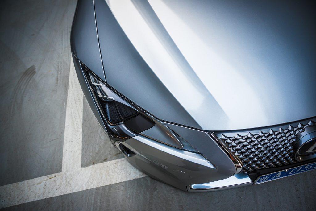 Around the World Series China - Kantoworks Lexus detail