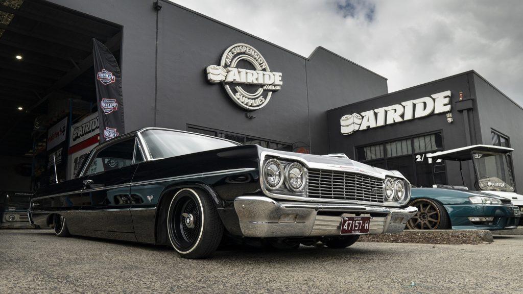 Airride Suspension Supplies Australia Impala