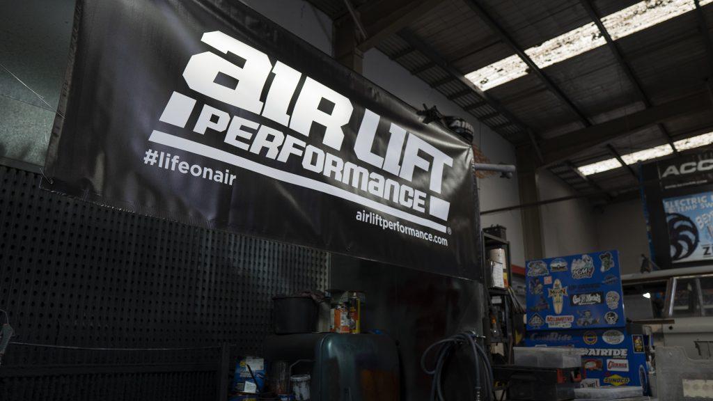 Airride Suspension Supplies Australia shop ALP banner