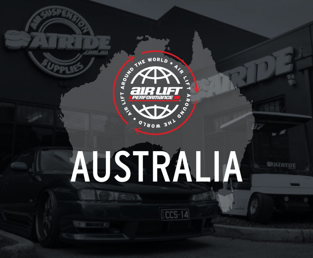 Air Lift WorldWide First Stop Australia