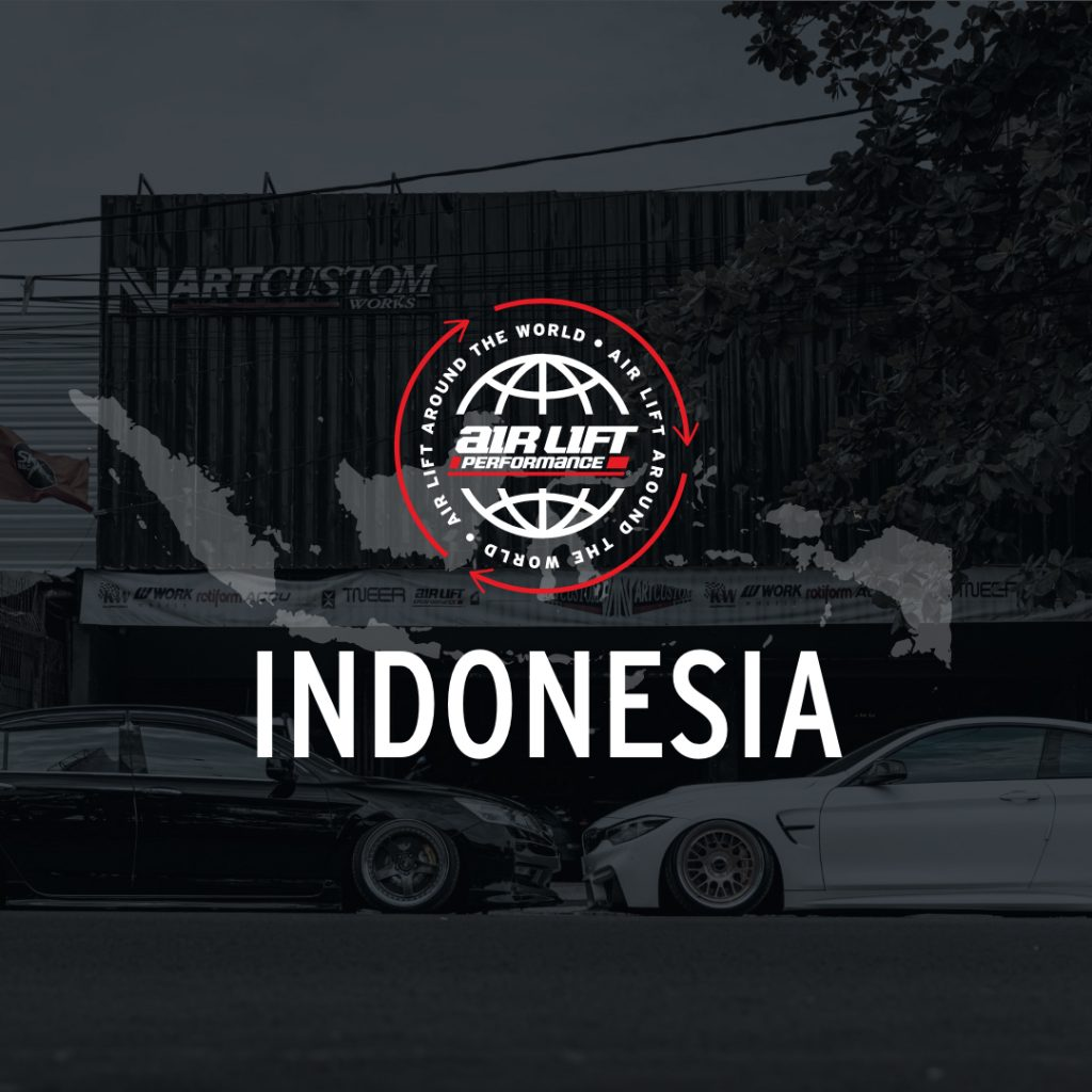 Air Lift Around The World - Part Two Indonesia